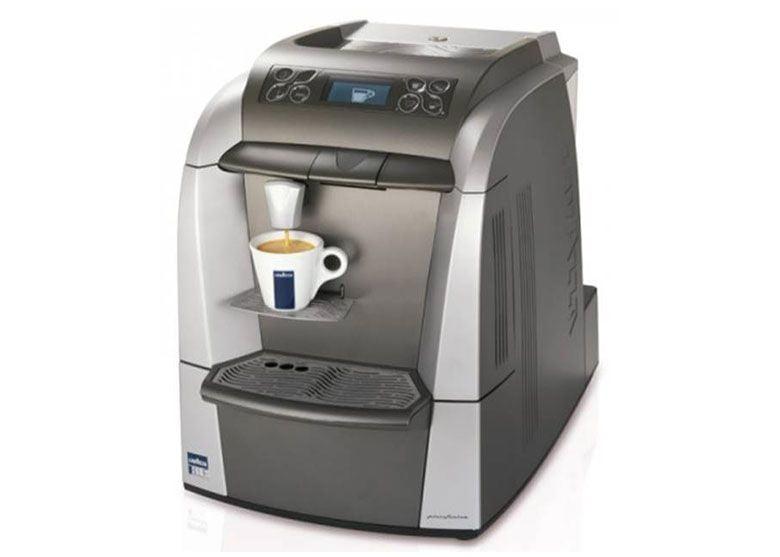 Lavazza Coffee Maker System : Lavazza Pod - MannVend