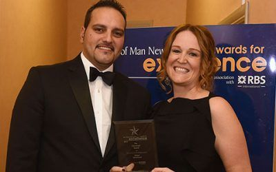 MannVend win Marketing and PR Effectiveness Award
