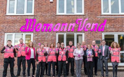 MannVend continues to support the Manx Breast Cancer Support group with a fund raising day.