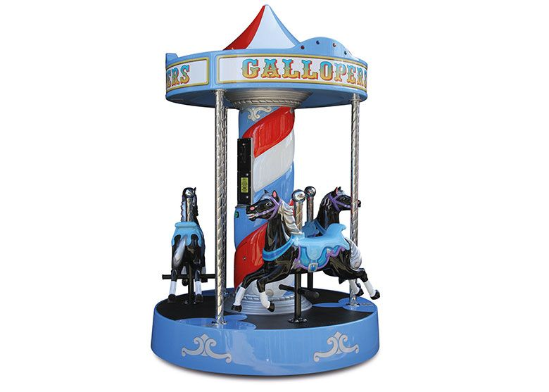 Blue-Horse-Carousel