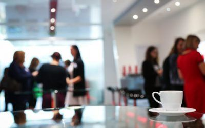 Increasing productivity with great coffee