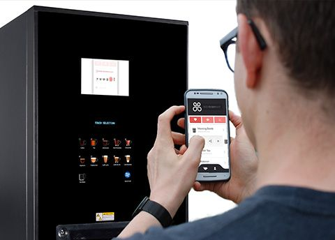 Smart coffee: MannVend launches vending machine app on Island