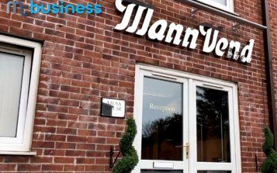 3FM Business Showcase with Manx Telecom Business: MannVend