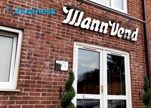 3FM Business Showcase with Manx Telecom Business: MannVend